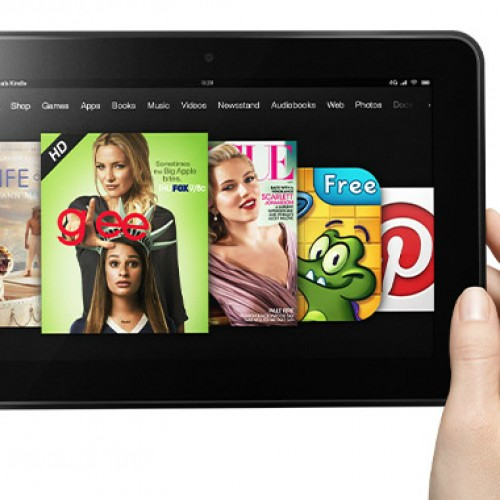 Amazon shaves Kindle Fire HD 8.9 price to $269.99