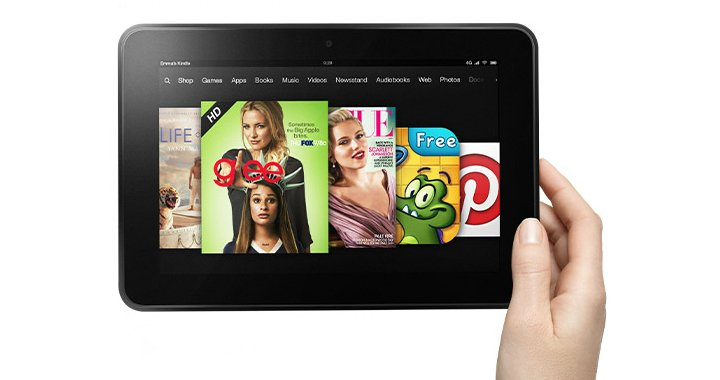 Kindle Fire Hd 89