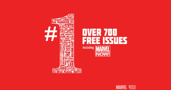 Marvel First 720