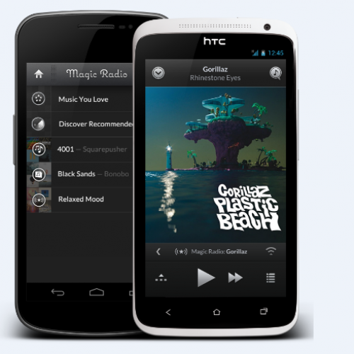 DoubleTwist adds streaming radio functionality with MagicRadio