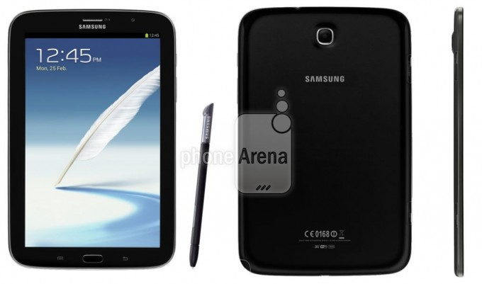 Samsung Galaxy Note 8 0 Charcoal Black