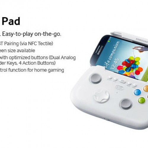 Samsung Game Pad seemingly confirms 6.3-inch Galaxy Note 3
