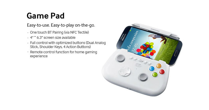 Samsung Game Pad 720