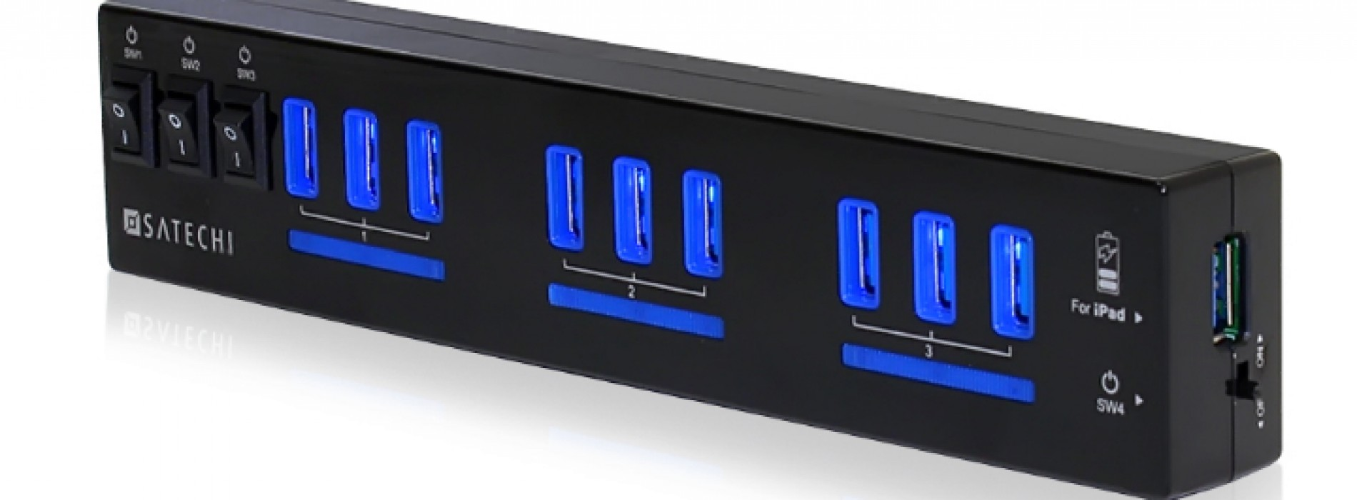 Pick of the Day: Satechi 10-port USB 3.0 Hub