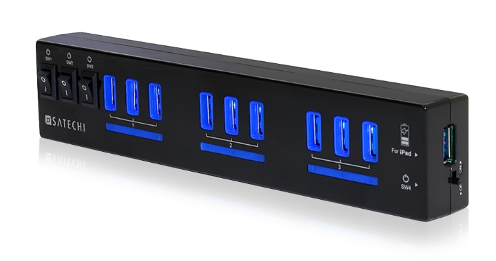 Satech 10port USB