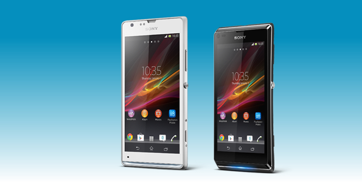 Sony intros Xperia SP and Xperia L for Q2