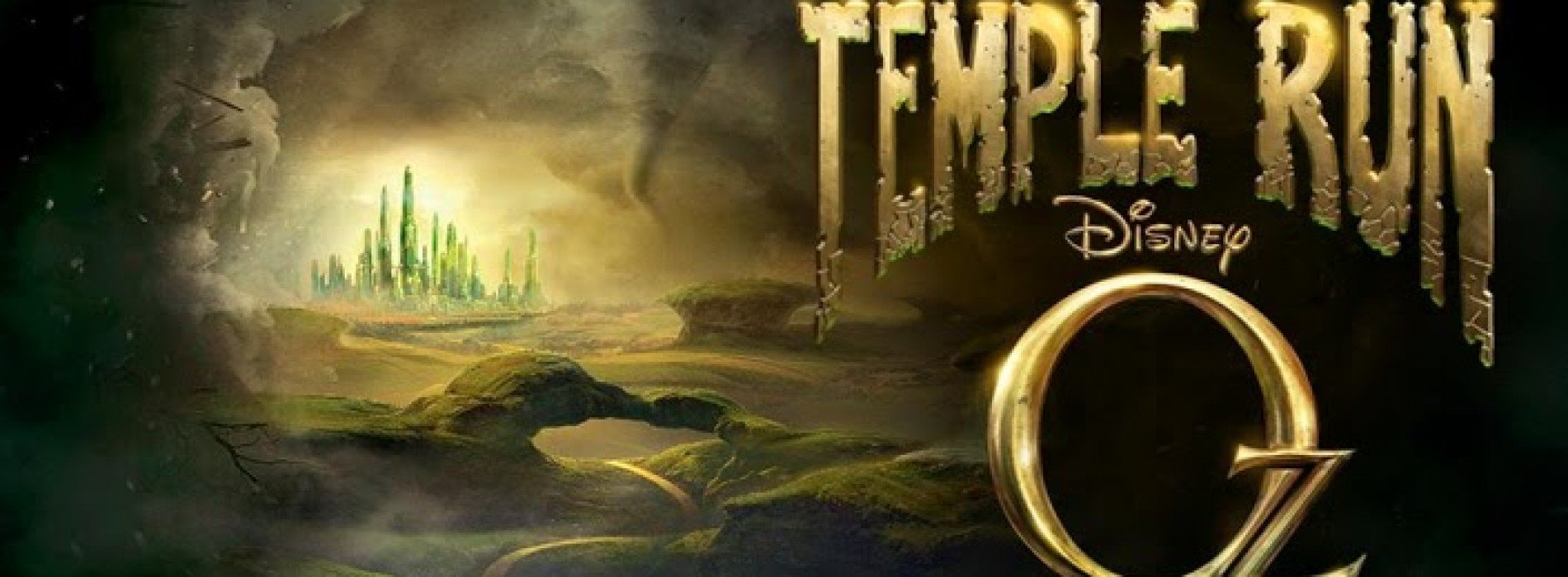 Disney and Imangi Studios pair for Temple Run: Oz