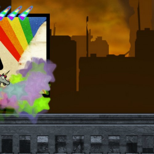 Samsung's 'Unicorn Apocalypse' released as real game