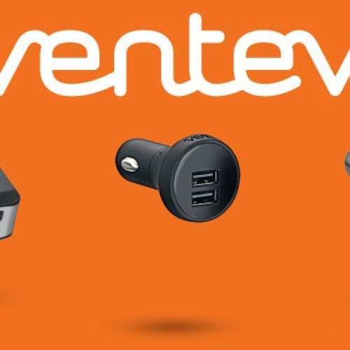Ventev charging solutions for home and on the go