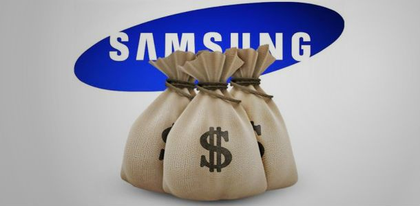 Samsung-dinero