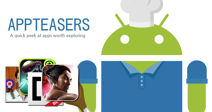 Android Appteasers Apr5