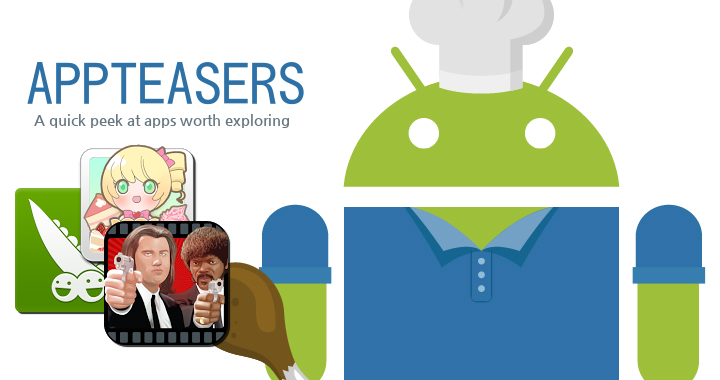 Android Appteasers April11
