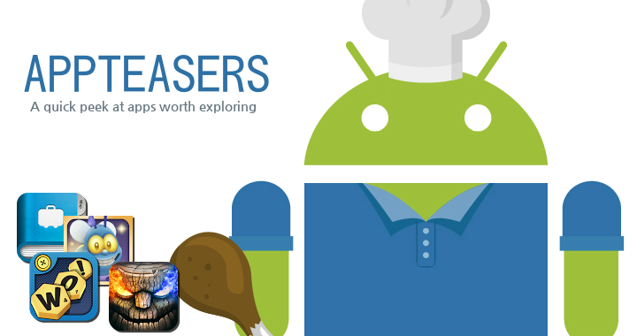 Android Appteasers April25
