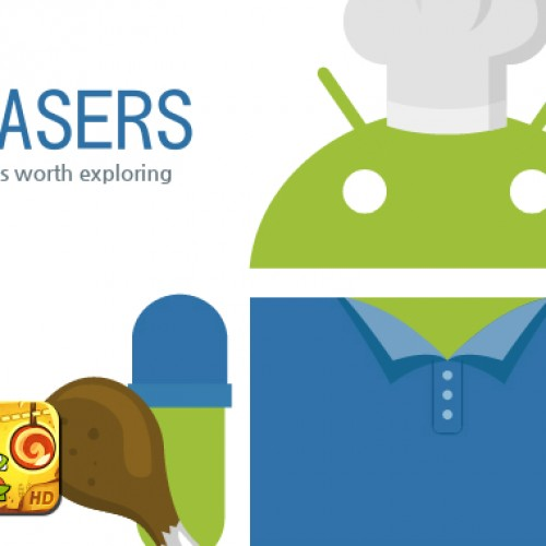 APPTEASERS: 15 Android apps and games you should know about (April 18)