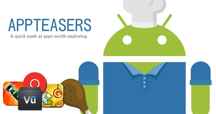 Android Appteasers April 18