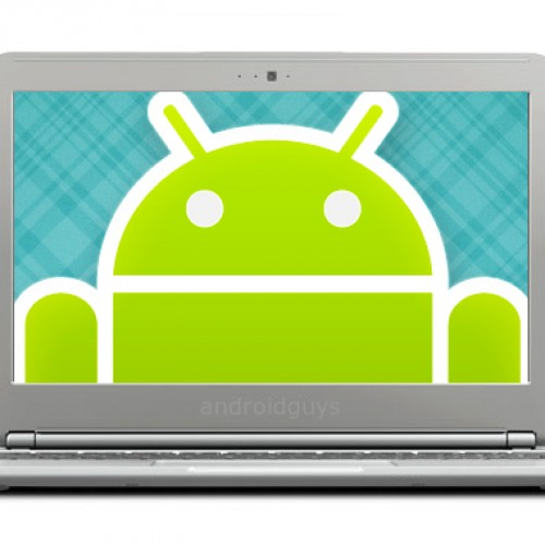 DigiTimes: Android-based notebooks (Androidbook) could arrive later this year