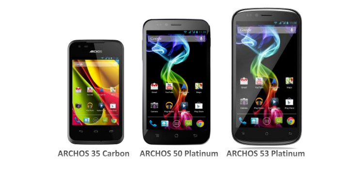 Archos Smartphone Trio