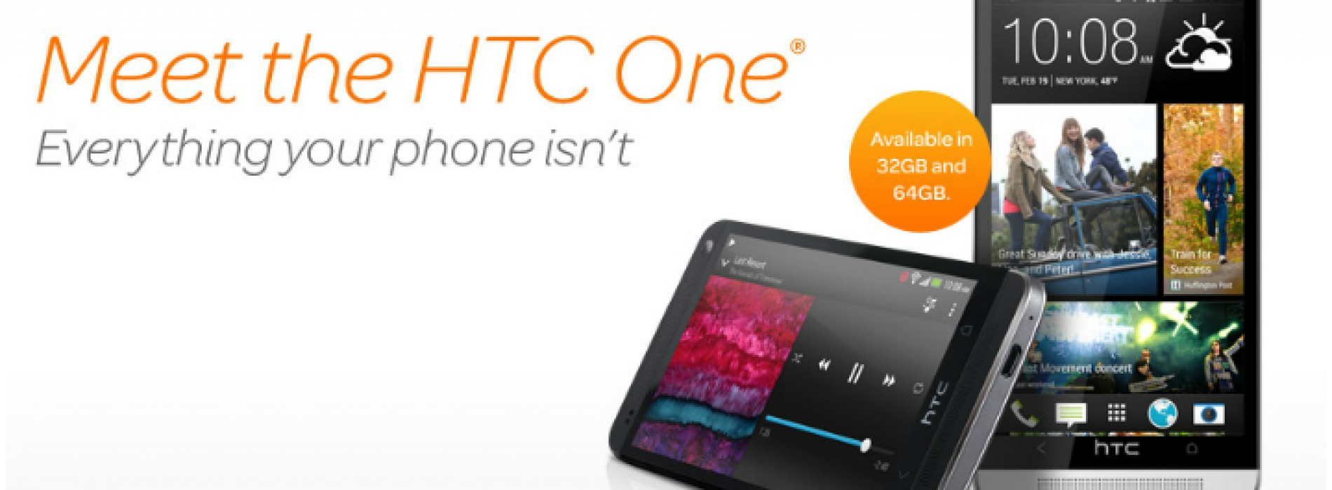 AT&T: HTC One arrives on April 19 with $199 price tag