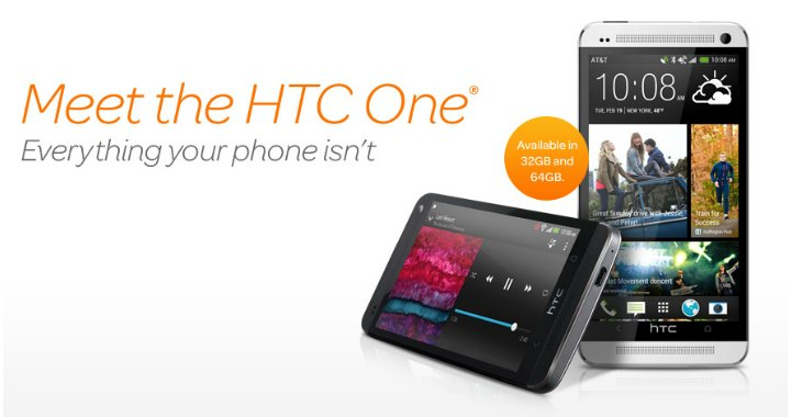 Att Htc One 720