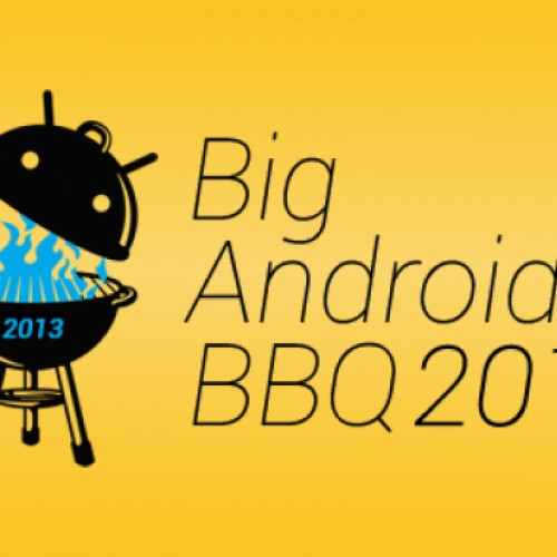 This is the final day to purchase tickets to Big Android BBQ 2013!