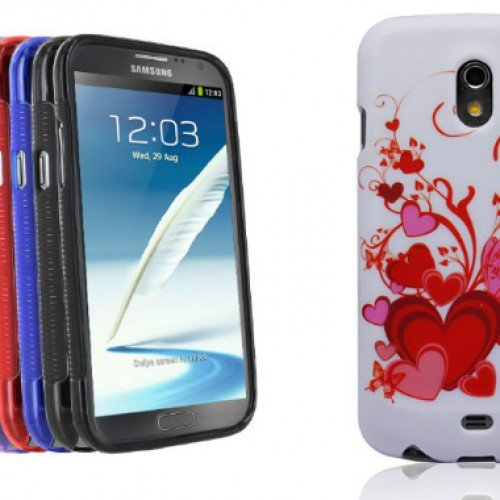 FRIDAY MADNESS: Buy 2 Android cases, Get 2 free (Cruzerlite)