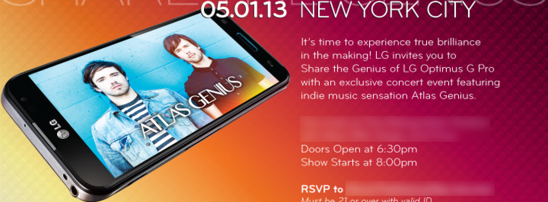 Update: LG May 1st press event to focus on Optimus G Pro