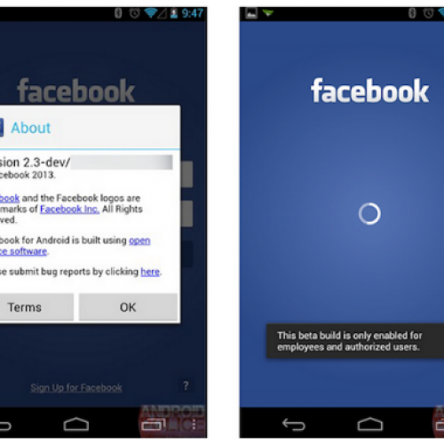 Facebook Home experience to be compatible with other Android models