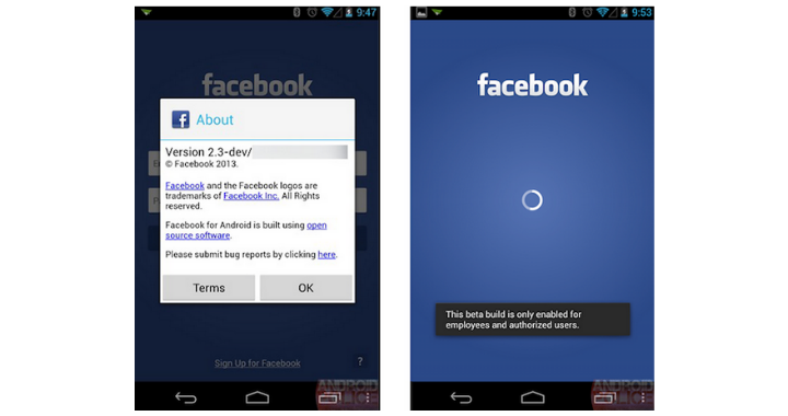 Facebook Home Leak Apk 720