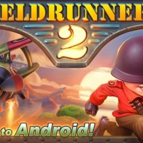 Fieldrunners 2 coming to Google Play April 24th!