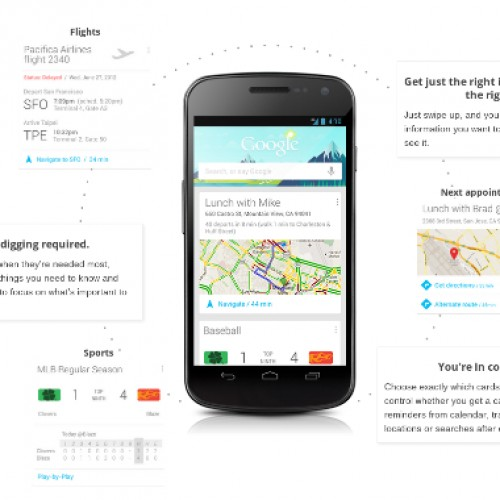 Potential future Google Now features found hiding in latest app release