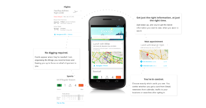 Google Now Phone 720