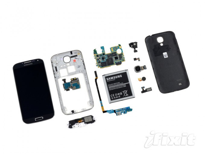 Gs4 Teardown