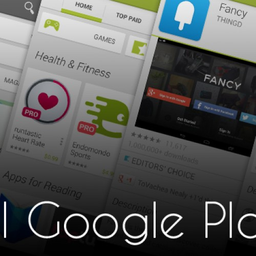 How To Install Google Play Store v4.0