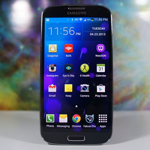 Samsung Galaxy S4 review (video)