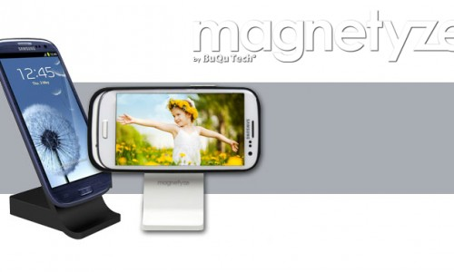 Magnetyze Charging System for Samsung Galaxy S3 review