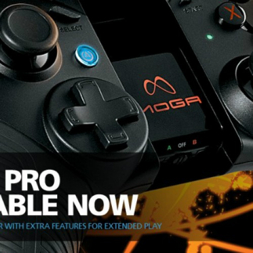 Bigger, better Moga Pro game controller now available