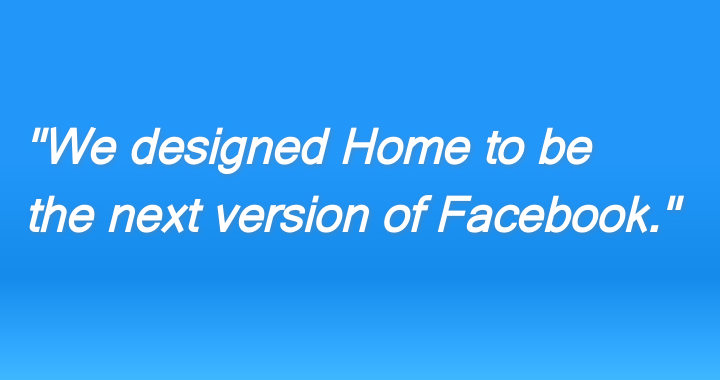 Next Version Facebook