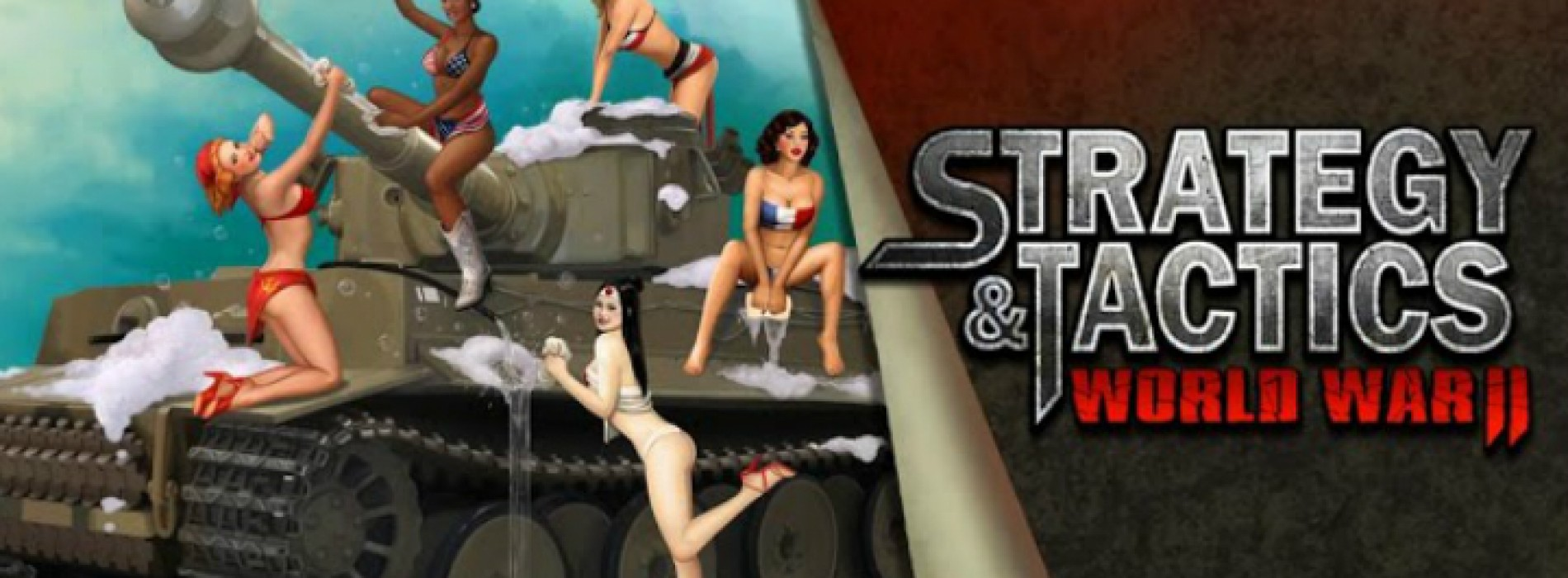 Strategy and Tactics: World War 2 – A WW2 Risk-like Strategy Game