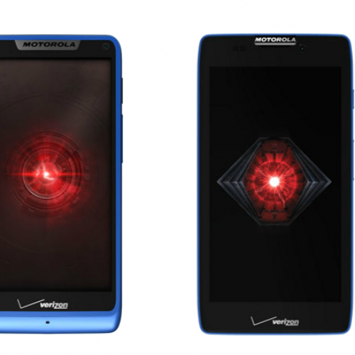 Verizon Motorola DROID RAZR HD and DROID RAZR M now available in blue