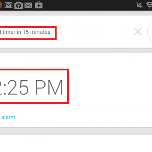 PSA: Be careful when setting alarms and reminders in Google Now