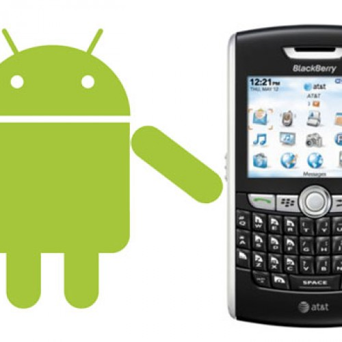 Android support for Blackberry Enterprise Management Suite announced in BEM 10.1