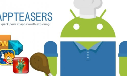 APPTEASERS: 15 Android apps and games you should know about (May 2)