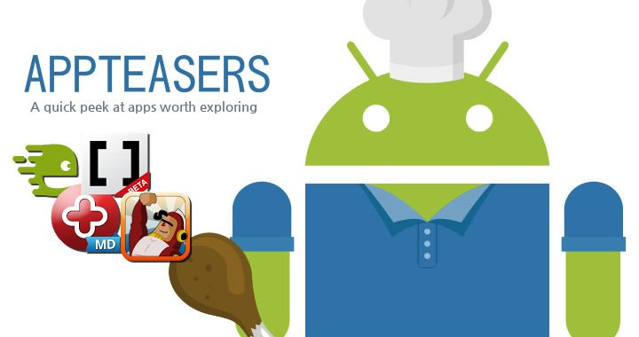 Android Appteasers May30