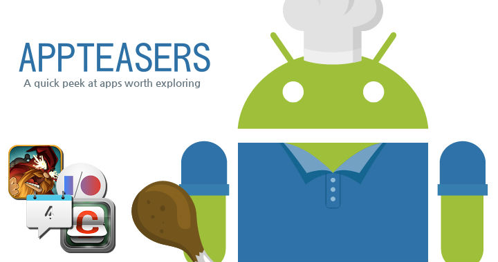 Android Appteasers May9