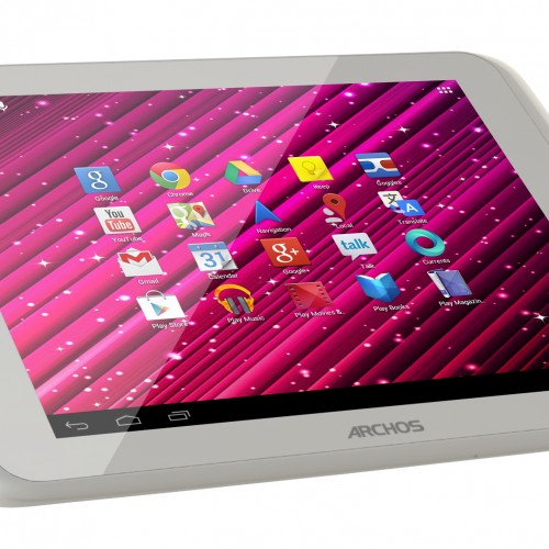Archos intros 3G-ready 80 Xenon tablet