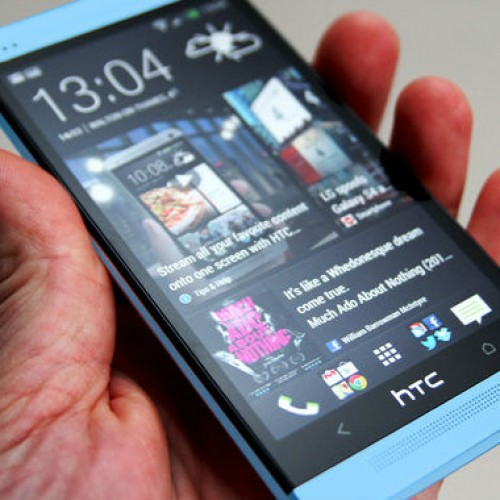 HTC to release blue, red versions of HTC One report says