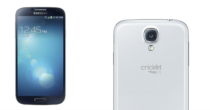 Cricket Samsung Galaxy S4