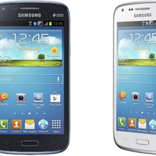 "Samsung announces new mid-level handset ""Galaxy Core"" with dual-SIM option"
