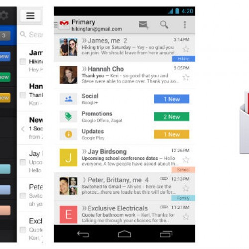 Google announces new Gmail experience for desktop and mobile