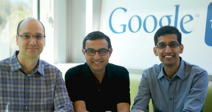 Google Android Trio Team